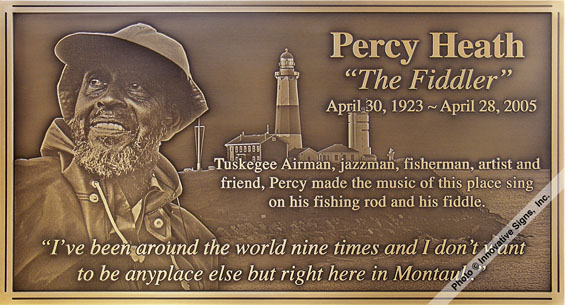 Percy_Plaque_Engraved_Bronze_Memorial_Plaque