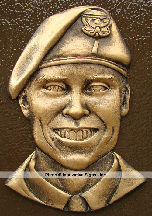 Gentz_Office_Cast_Bronze_Military_Plaque