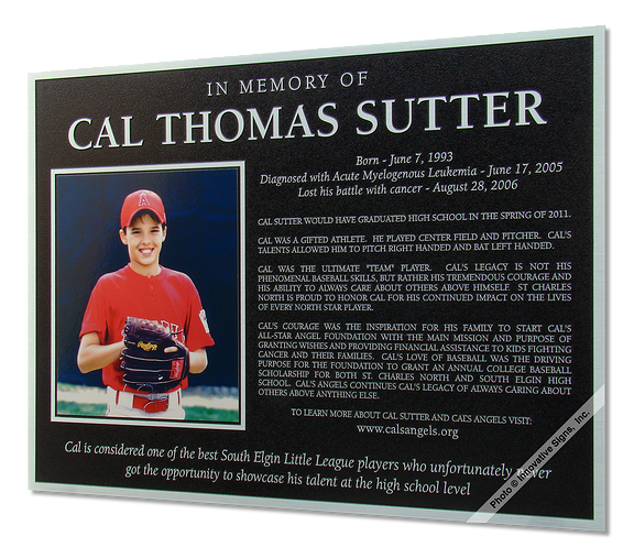Sutter_Right_Etched_Zinc_Memorial_Plaque