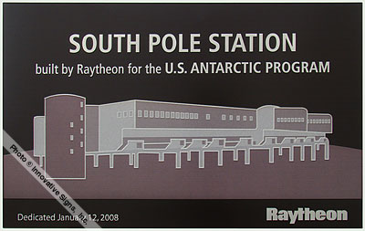 Raytheon_Plaque_Engraved_Aluminum_Office_Plaque